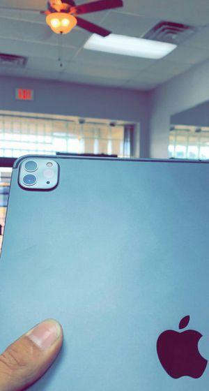Apple iPad Pro 4Th Gen WiFi + Cellular Factory Unlocked 512Gb Like New With Apple Warranty for Sale in Arlington, TX