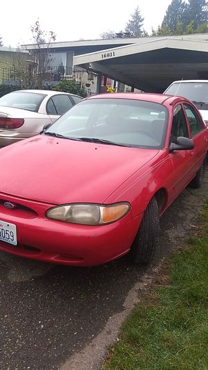 1999 Ford escort lx needs head gasket you can drive it home 118 k miles auto trany for Sale in Seattle, WA
