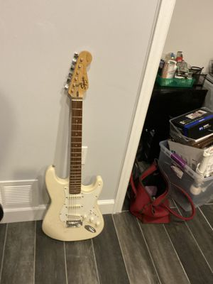 Squire Stratocaster by fender bullet series for Sale in Marlboro Township, NJ