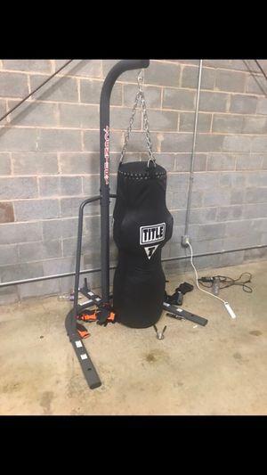 Punching bag for Sale in Manassas, VA