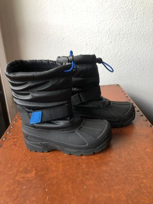 Kid Snow Winter Boots size 2 for Sale in Los Angeles, CA