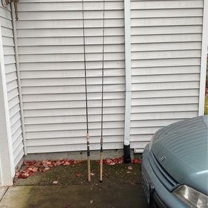 2 Nice Salmon Fishing Poles for Sale in Sandy, OR