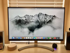 LG 27 inch Ultra HD 4K Monitor 27UD68 for Sale in College Station, TX