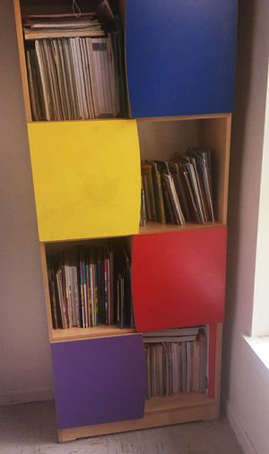 IKEA CHILDRENS COLORFUL BOOKSHELVE!! for Sale in The Bronx, NY