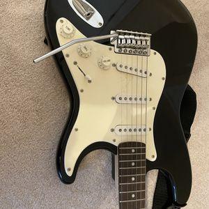 Electric Guitar + Bag for Sale in Manassas, VA