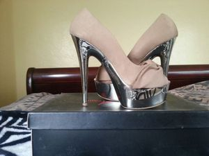 Wild Pair 6inch heel size 8 for Sale in San Leandro, CA