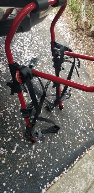 Yakima x3 bike rack in excellent condition for Sale in Rockville, MD