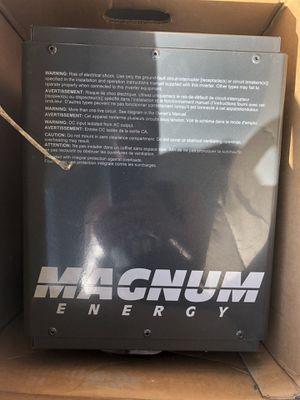Inverter ME2012 new in box for Sale in Brandon, FL
