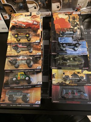 Hot wheels priced lower than retail for Sale in Poinciana, FL