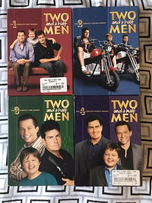 Two and a half Men full DVD series for Sale in Columbus, OH