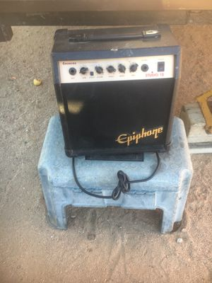 guitar amp for Sale in Hesperia, CA