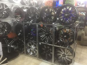 Rims and tires for Sale in Lodi, NJ