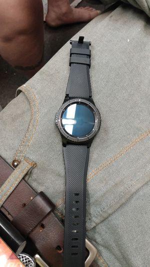 Samsung gear S3 frontier smartwatch for Sale in Spartanburg, SC