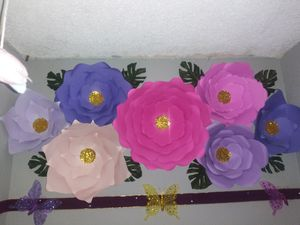 Paper flowers for Sale in San Jose, CA
