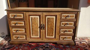 Handpainted Dresser/Entertainment Center for Sale in Santa Ana, CA