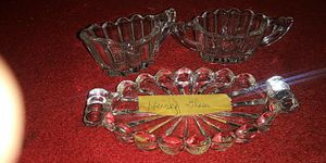 Herseys Glass antique vintage for Sale in Coldwater, MI