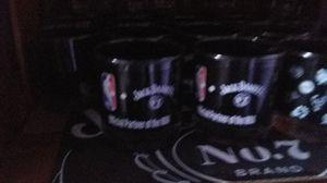 Jack daniels NBA whiskey glass for Sale in Miami, FL