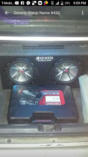 New and Used Car audio for Sale in Bay City, MI - OfferUp