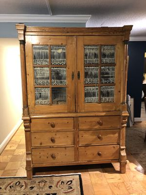 Antique Hutch English Country for Sale in Washington, DC