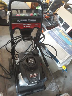 Pressure washer honda gcv 160 como nueva for Sale in Avondale, AZ