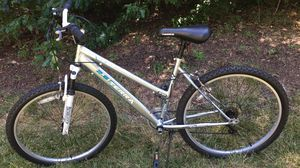 26 inches mountain bike like new, tuned up and ready to ride for Sale in Midlothian, VA