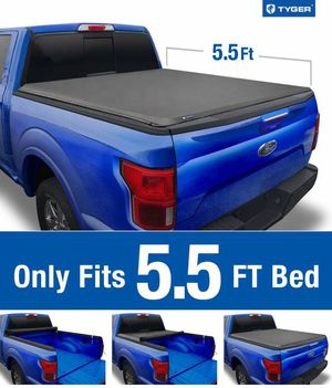 """Tyger Ford F-150 5.5"""" truck bed soft tonneau cover for Sale in Haddon Heights, NJ"""