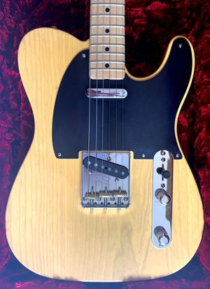 Fender Telecaster Tele 50s American Original Stratocaster Strat Electric Guitar Guitars for Sale in Glendale, CA