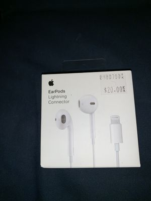 Apple earbuds for Sale in Brooklyn, OH