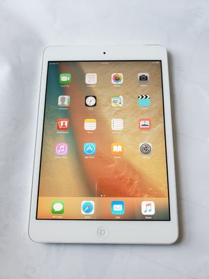 iPad Mini , UNLOCKED , Usable with Wi-Fi and all Company carrier Cellular sim for Sale in Springfield, VA