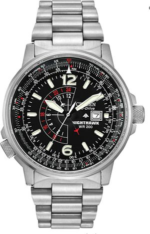 Citizen Eco Drive Nighthawk wr200 for Sale in Washington, DC