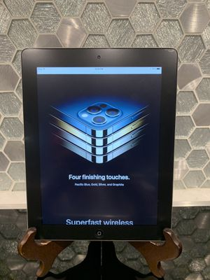 iPad 4 64gb Retina Display Excellent Conditoning for Sale in Riverview, FL