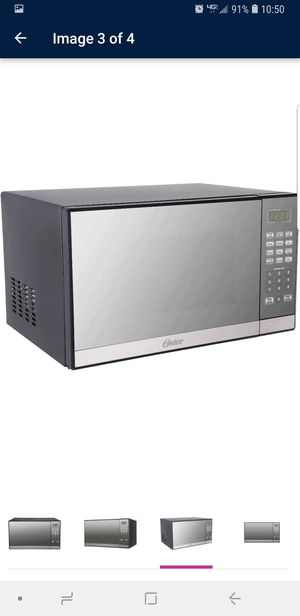 Oster microwave for Sale in Wichita, KS