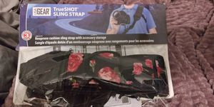 Crossbody heavy-duty Sling Camera Strap- possible delivery for Sale in Overton, TX