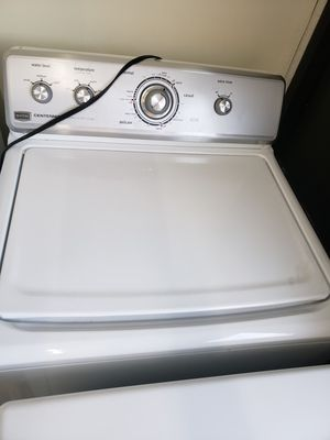 Maytag white washer for Sale in Hartford, CT