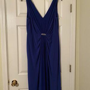 Flowy Floor Length Prom Dress for Sale in Lawrenceville, GA