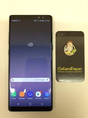 Samsung Galaxy Note 8 64GB Unlocked for Sale in Palm City, FL