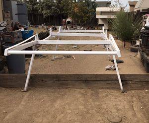 Metal rack for work truck. for Sale in Sanger, CA