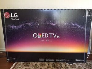 LG 55 inch OLED E7 oled55E7p for Sale in Los Angeles, CA