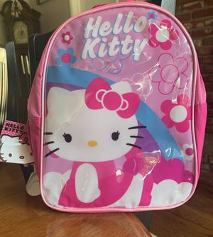 BRAND NEW HELLO KITTY kids backpack for Sale in Lakeside, CA