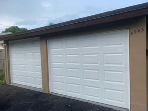GARAGE DOOR INSTALL AND REPAIR for Sale in Miami, FL