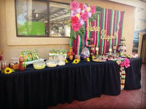 Fiesta Mexicana Mexican Candy table for Sale in Moreno Valley, CA