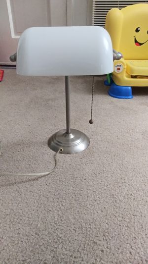 Vintage lamp with pull chain for Sale in Santa Ana, CA
