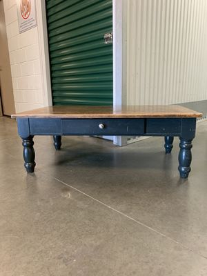 Solid Wood COFFEE TABLE for Sale in Torrance, CA