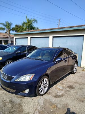 2007 Lexus IS 250 Sedan for Sale in Hawthorne, CA