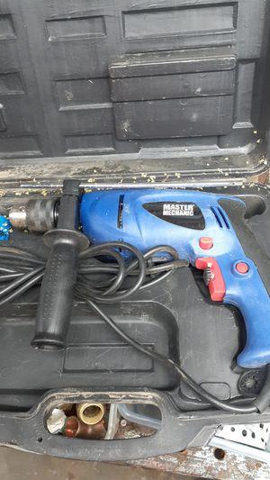 Master Mechanic drill for Sale in Modesto, CA