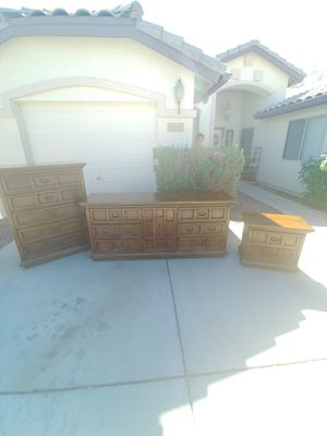 Dixie Bedroom Set for Sale in Surprise, AZ