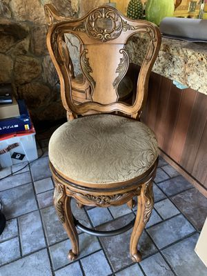 Vintage Antique Bar Stools / Chairs for Sale in Oakland, CA