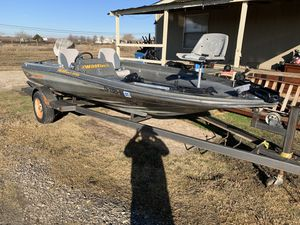 "1985 17' 1"" Tidecraft Bass Boat for Sale in Midlothian, TX"