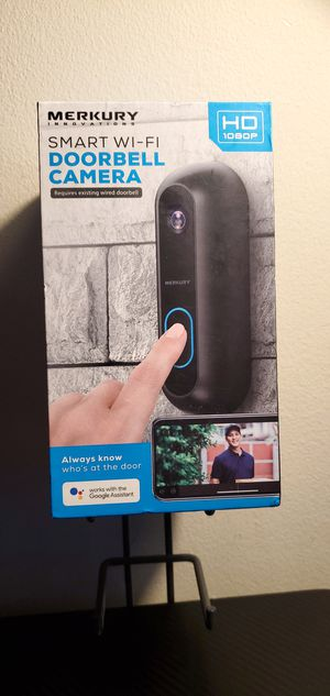 Doorbell cameras for Sale in Cambridge, MA