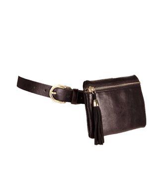 INC Tassel Zip Pack Belt Bag Brown M for Sale in Norfolk, VA